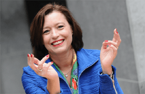 Ingrid Gonnissen - Du cloud à l'impression mobile... Sécurisez !